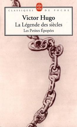Couverture du livre : La Légende des siècles
