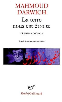 Couverture du livre : La terre nous est étroite et autres poèmes
