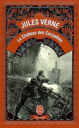 Couverture du livre : Le Château des Carpathes