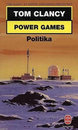 Couverture du livre : Power Games, Tome 1 : Politika