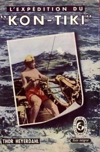 Couverture du livre : L'Expédition du Kon-Tiki