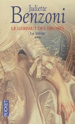 Couverture de Le Gerfaut des brumes, tome 3 : Le trésor