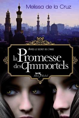 Couverture du livre : Les Vampires de Manhattan, Tome 6 : La Promesse des immortels