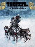 Thorgal, tome 33 : Le Bateau-sabre