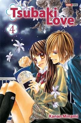 Couverture du livre : Tsubaki love, Tome 4