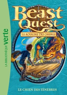 Couverture du livre : Beast Quest, tome 18 : Le chien des Ténèbres