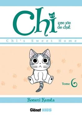 Couverture du livre : Chi, une vie de chat, Tome 6