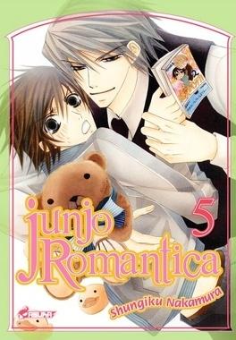 Couverture du livre : Junjo Romantica, tome 5