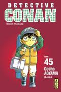 Détective Conan, tome 45
