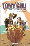 Tony Chu, détective cannibale, Tome 2 : Un goût de Paradis