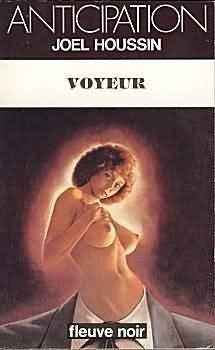 Couverture du livre : Voyeur