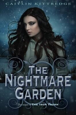 Couverture du livre : Iron Codex, Tome 2 : The Nightmare Garden