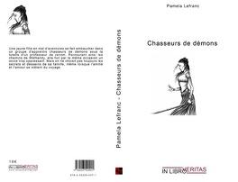 Couverture du livre : Chasseurs de démons