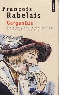 Couverture de Gargantua