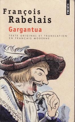 Couverture du livre : Gargantua