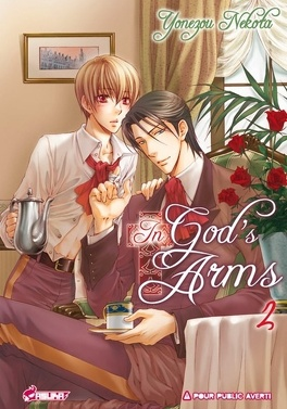 Couverture du livre : In God's Arms, Tome 2