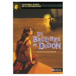 Couverture du livre : Les Brûlures de Didon