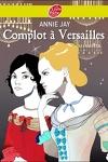 couverture Complot à Versailles