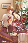couverture In God's Arms, Tome 2