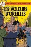 couverture Une aventure de Dick Hérisson, tome 2 : Les voleurs d'oreilles