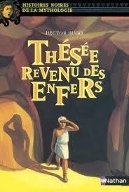 Couverture du livre : Thésée revenu des Enfers