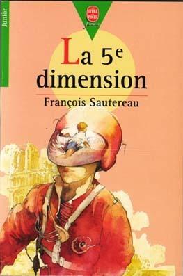 Couverture du livre : La cinquième dimension
