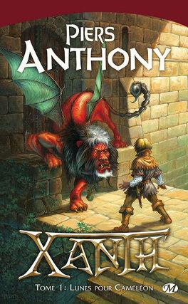 Couverture du livre : Xanth, tome 1 : Lunes pour caméléon