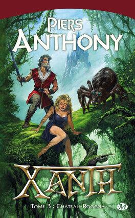 Couverture du livre : Xanth, tome 3 : Château-Roogna