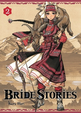 Couverture du livre : Bride Stories, Tome 2