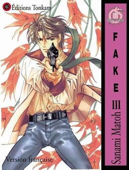 Couverture du livre : Fake, Tome 3