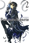 couverture Pandora Hearts, Tome 2