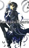 Pandora Hearts, Tome 2