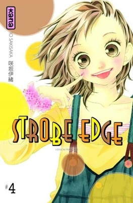 Couverture du livre : Strobe Edge Tome 4