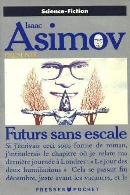 Couverture du livre : Futur sans escale