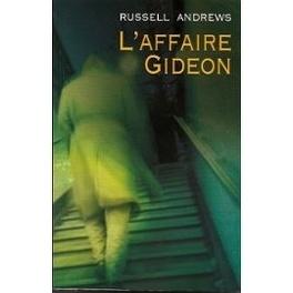 Couverture du livre : L'affaire Gideon