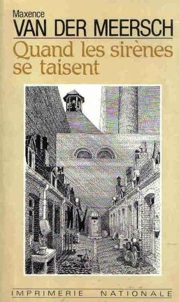 Couverture du livre : Quand les sirènes se taisent