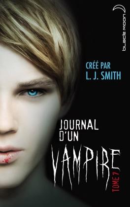 Couverture du livre : Journal d'un vampire, Tome 7 : Le Chant de la Lune