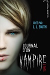 couverture Journal d'un vampire, Tome 7 : Le Chant de la Lune