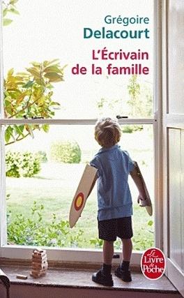 Couverture du livre : L'Écrivain de la famille