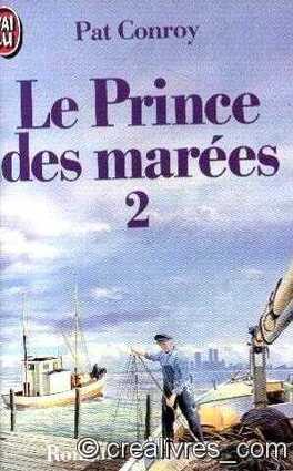 Couverture du livre : Le prince des marées - 2 -