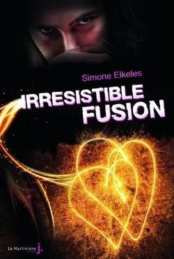 Couverture de Irrésistible, Tome 3 : Irrésistible fusion