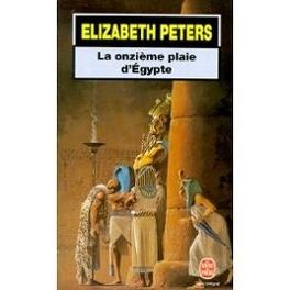 Couverture du livre : La Onzième Plaie d'Égypte