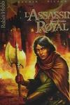couverture L'Assassin Royal, tome 5 : Complot (Bd)