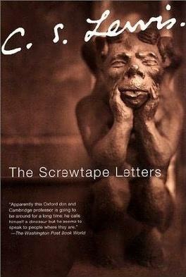 Couverture du livre : The Screwtape letters