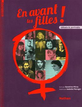 Couverture du livre : En avant les filles !