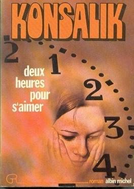 Couverture du livre : deux heures pour s'aimer