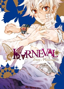 Couverture du livre : Karneval, Tome 1