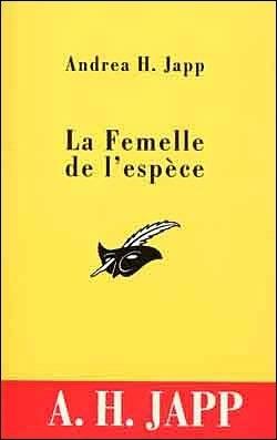 Couverture du livre : La femelle de l'espèce