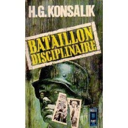 Couverture du livre : Bataillon disciplinaire