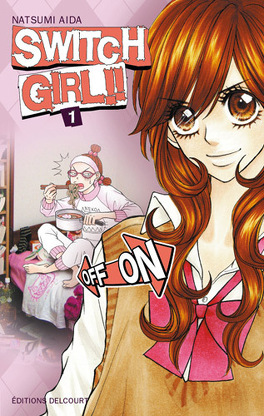 Couverture du livre : Switch Girl, Tome 1